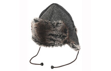 66 North Kaldi Arctic Hat ash grey